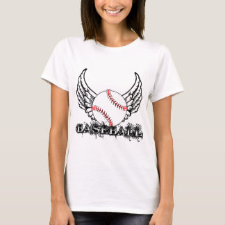 Baseball with Wings T-Shirt