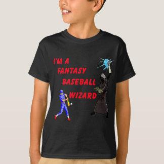 Baseball Wizard #1 T-Shirt