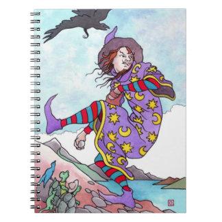 """""""Baseball Wizard"""" Notebook"""