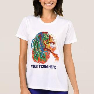 Baseball Women Rise Again!  Think you can? T Shirts