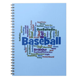 Baseball Word Cloud Notebook