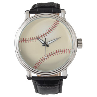 Baseball Wrist Watches