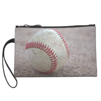 Baseball Wristlet Wallet