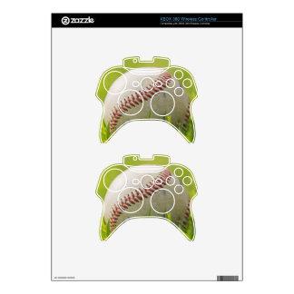Baseball Xbox 360 Controller Decal