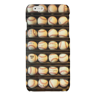 Baseball - You have got some balls there Glossy iPhone 6 Case
