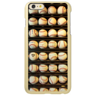 Baseball - You have got some balls there Incipio Feather Shine iPhone 6 Plus Case