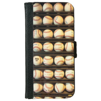 Baseball - You have got some balls there Wallet Phone Case For iPhone 6/6s