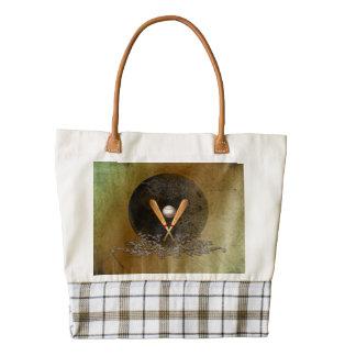 Baseball Zazzle HEART Tote Bag