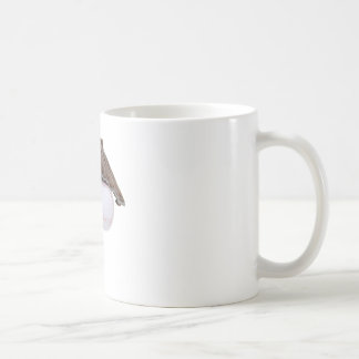 BaseballAndGlove062509 Classic White Coffee Mug