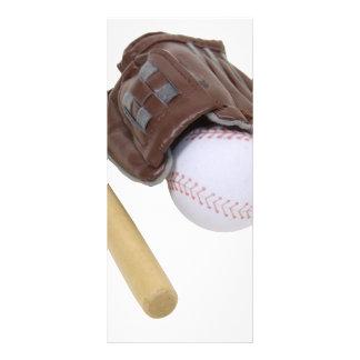 BaseballAndGlove062509 Personalized Rack Card