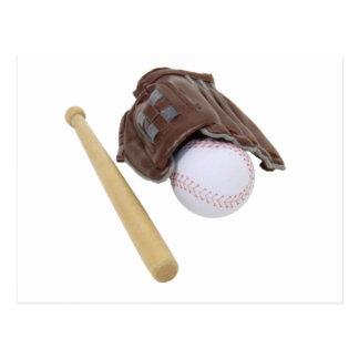 BaseballAndGlove062509 Postcard