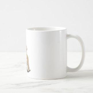 BaseballBatWheelchair Classic White Coffee Mug