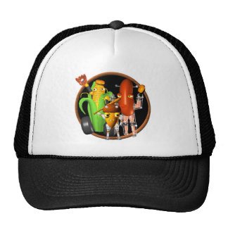 BaseballBots Cornbot  AcornBot Hat