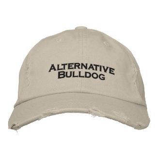 Baseballcap alternativa Bulldog Gorra Bordada