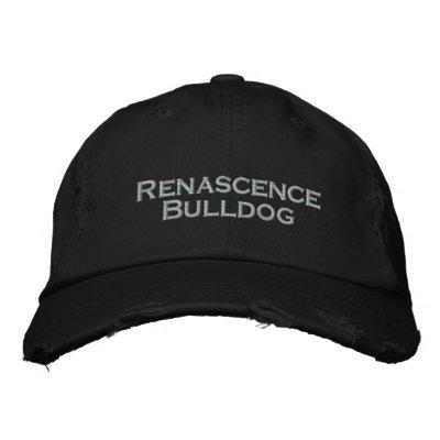 Baseballcap Renascence Bulldog Embroidered Hats