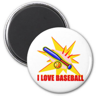 BaseballiGuide Grand Slam Refrigerator Magnet