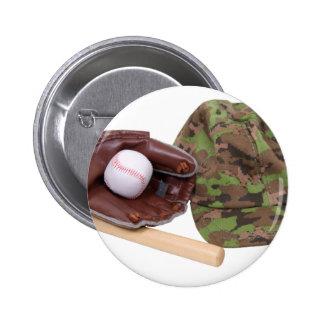 BaseballKit062509 Pinback Buttons