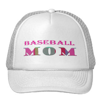 BaseballMom Trucker Hat