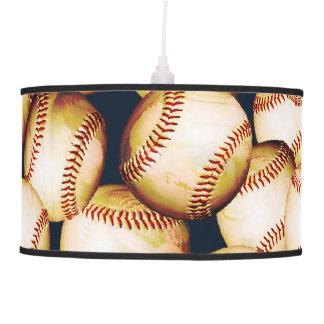 BASEBALLS CEILING LAMP