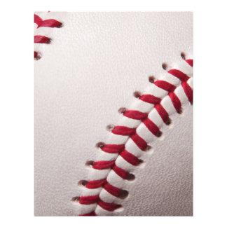 Baseball Ball Sport Flyers & Programs | Zazzle