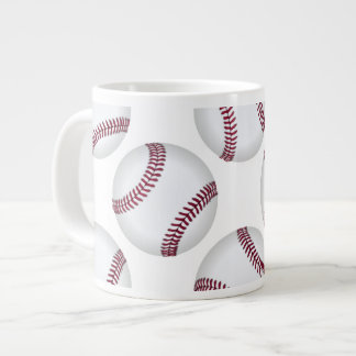 Baseballs Giant Coffee Mug