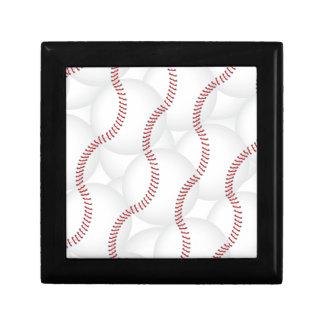 Baseballs Gift Box