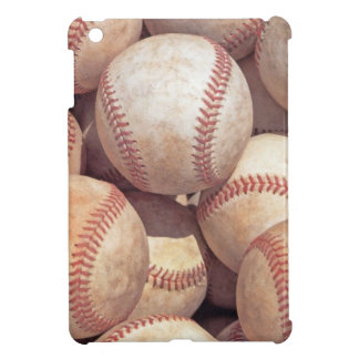 Baseballs iPad Mini Covers