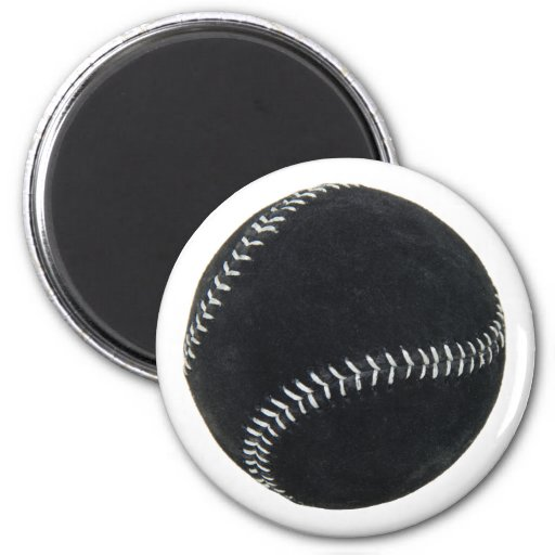 BaseballSingle062509 2 Inch Round Magnet