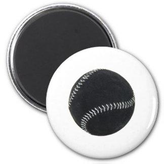 BaseballSingle062509 Imán Redondo 5 Cm