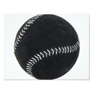 """BaseballSingle062509 Invitación 4.25"""" X 5.5"""""""