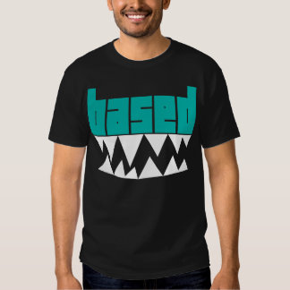 BASED LAB Eating Rappers Alive - San Jose Shirt