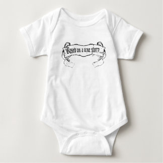 Based on a True Story Baby Bodysuit