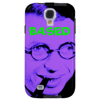 Based Sartre Galaxy 4 Case
