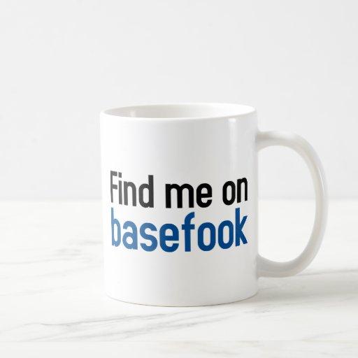 Basefook Coffee Mugs