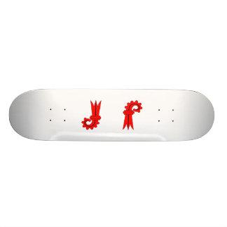 Basel Land Switzerland Custom Skateboard