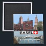 """Basel Magnet<br><div class=""""desc"""">Basel-schweiz</div>"""