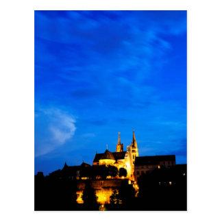 Basel Minster Postcard