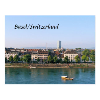 Basel/Switzerland - Postcard