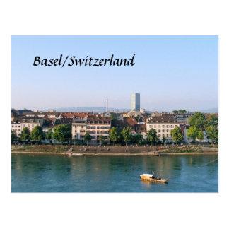 Basel Switzerland - Postcard