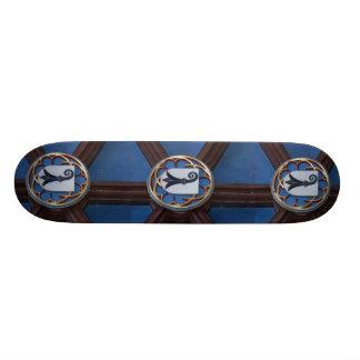 Baselstab Skateboard Deck