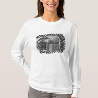 Basement of the Bank of France in Paris, 1897 T-Shirt