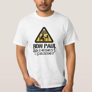 Basement Spammer T Shirt