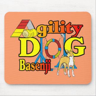 Basenji_Agility.png Mouse Pad