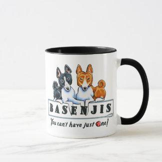 Basenji apenas uno