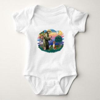 Basenji Baby Bodysuit