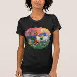 Basenji Camiseta