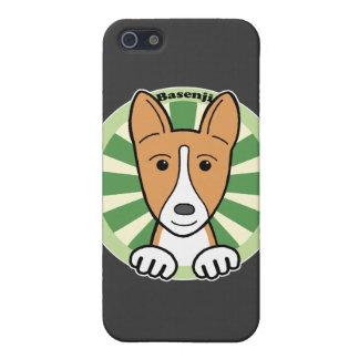 Basenji Case For iPhone SE/5/5s