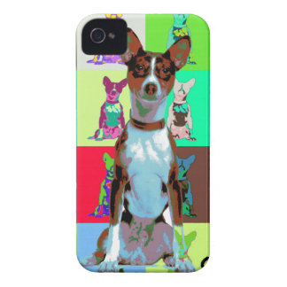 Basenji Case-Mate iPhone 4 Funda