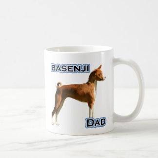Basenji Dad 4 Coffee Mug