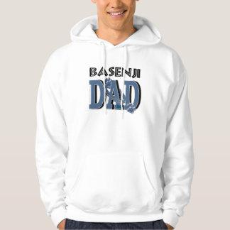 Basenji DAD Hooded Pullover